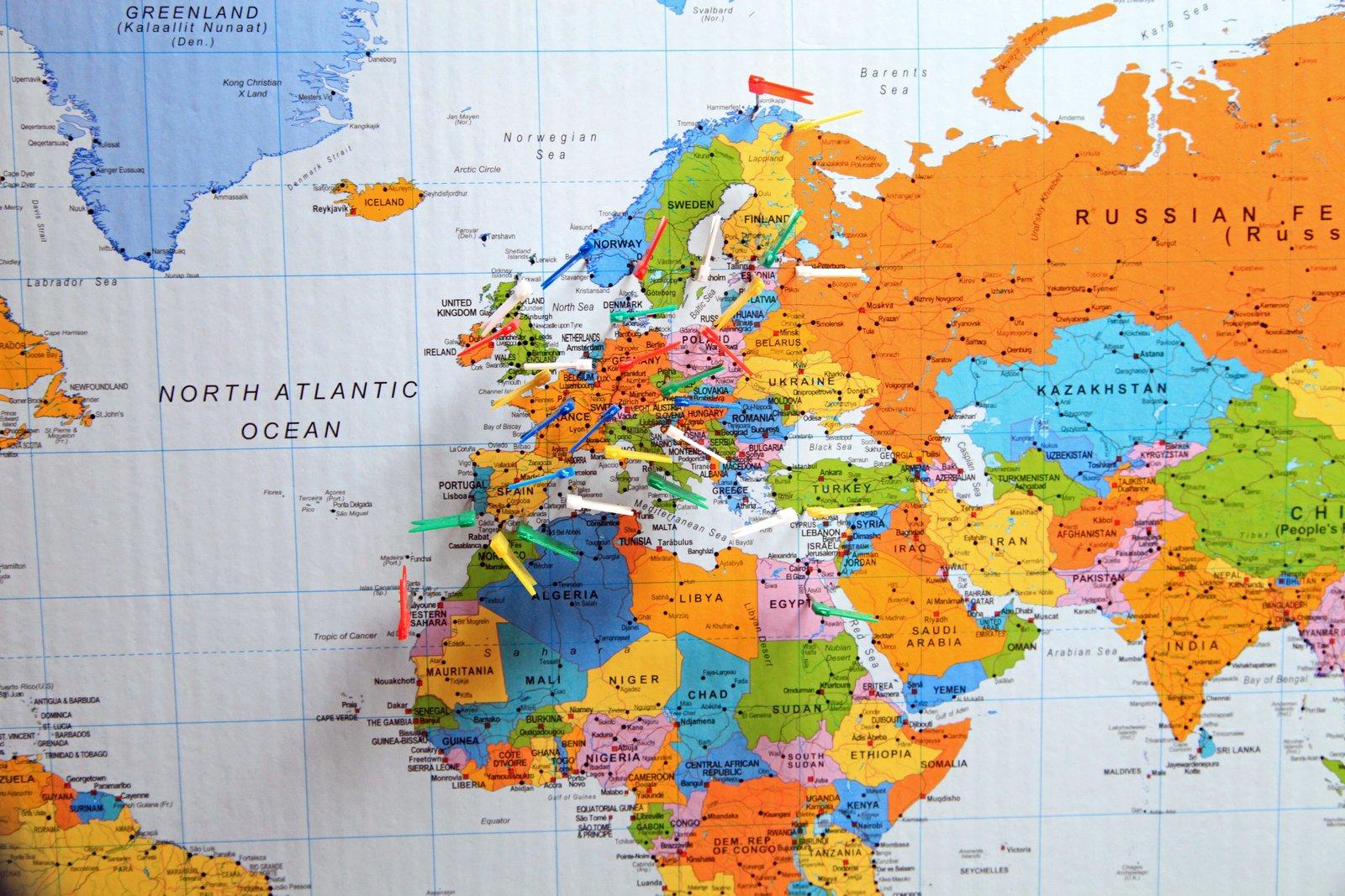 Amoże dalsza edukacja wEuropie? Amoże dalsza edukacja wEuropie? Źródło: licencja: CC 0.