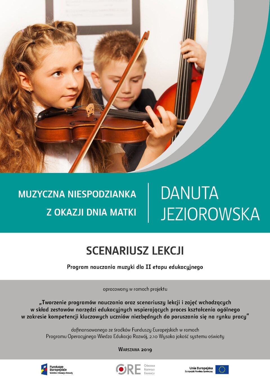 Pobierz plik: Muzyczna niespodzianka z okazji Dnia Matki.pdf
