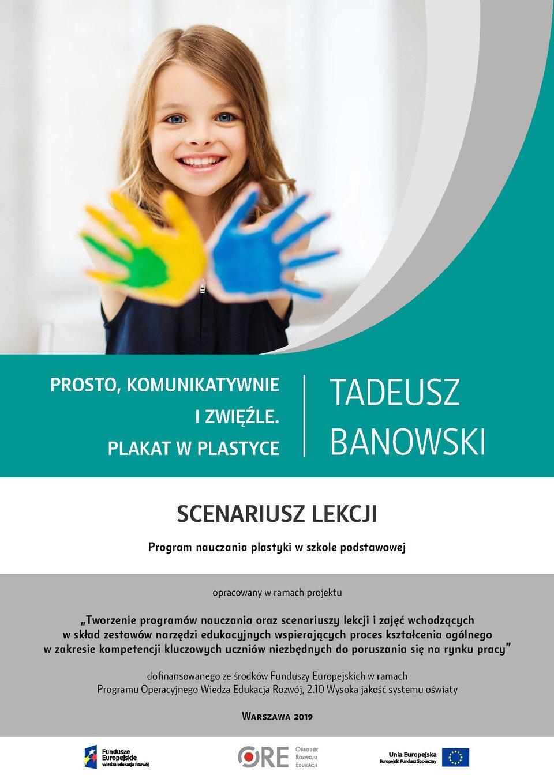 Pobierz plik: Prosto, komunikatywnie i zwięźle. Plakat w plastyce..pdf