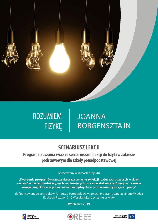 Pobierz plik: Scenariusz 8 Borgensztajn SPP Fizyka podstawowy.pdf