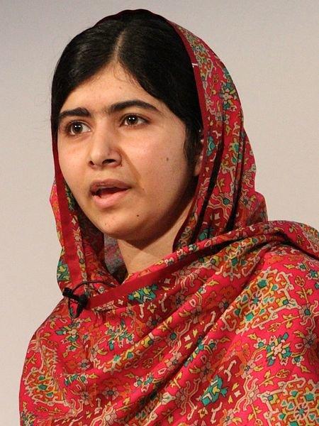 Malala Źródło: Russell Watkins, licencja: CC BY-SA 2.0.