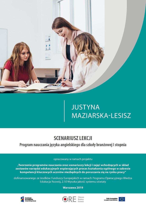 Pobierz plik: Scenariusz 4 Maziarska-Lesisz SB I język angielski.pdf