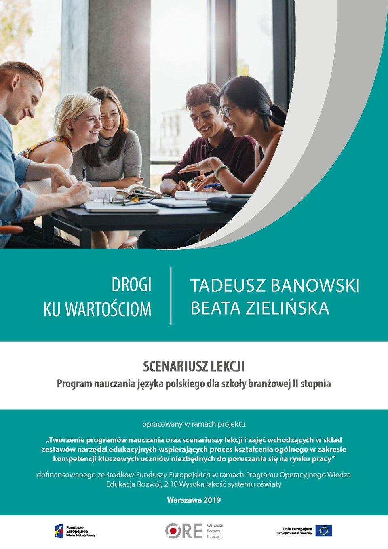 Pobierz plik: Scenariusz 30 Banowski SBII Język polski.pdf