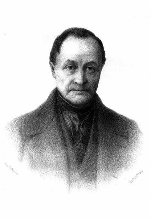 August Comte (1798–1857) August Comte (1798–1857) Źródło: domena publiczna.