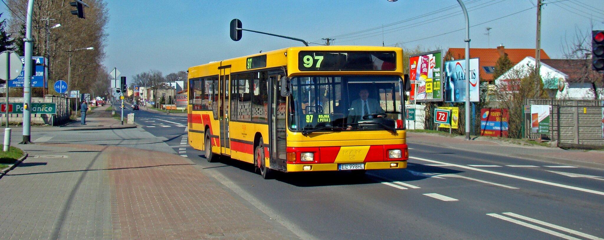 Autobus Źródło: Mateusz War., licencja: CC BY-SA 3.0.