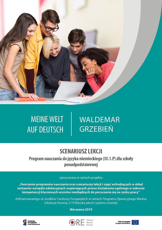 Pobierz plik: Scenariusz 23 Grzebien SPP jezyk niemiecki I podstawowy.pdf