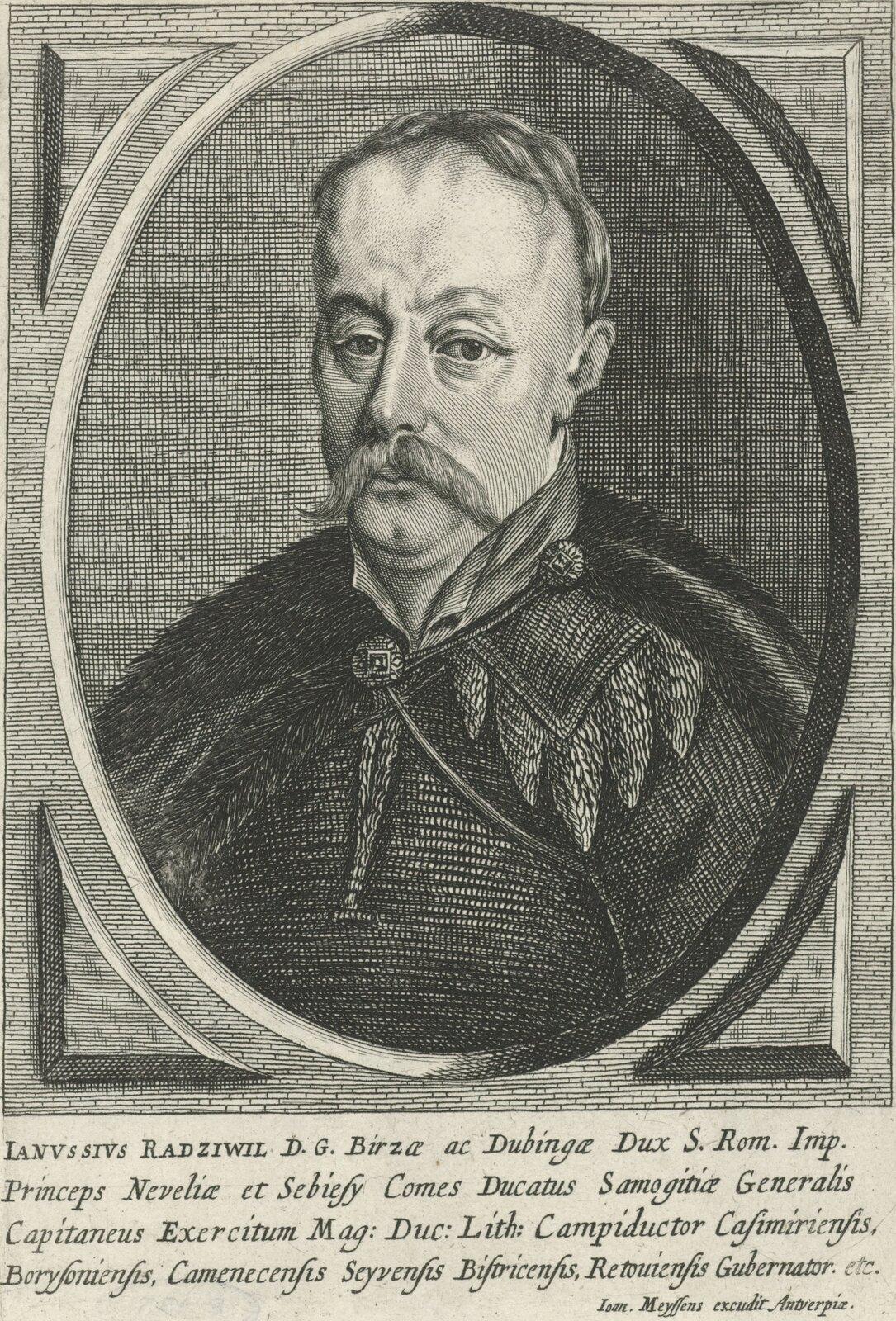 Portret Janusza Radziwiłła