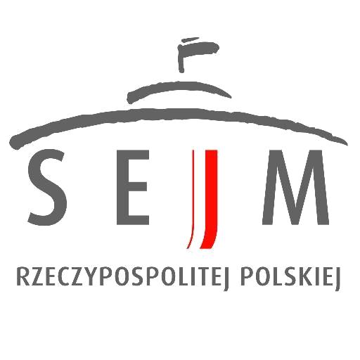 Sejm logo Źródło: domena publiczna.