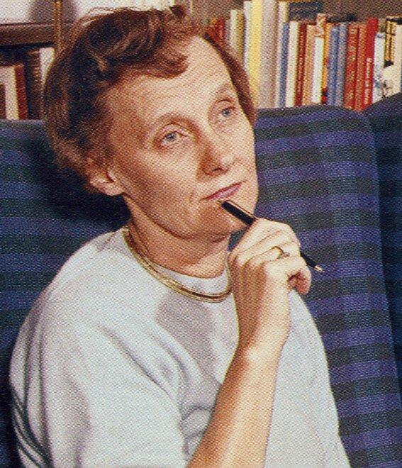 Astrid Lindgren - zdjęcie biogram Źródło: licencja: CC 0.