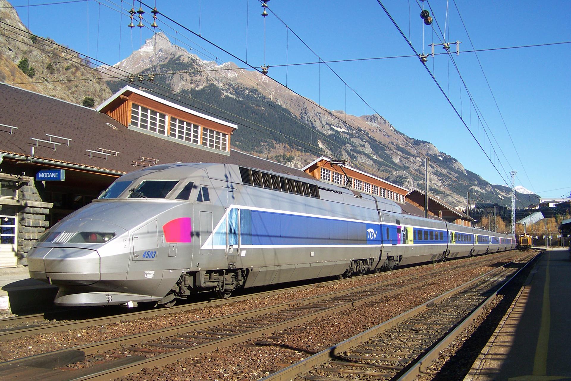 Zdjęcie TGV