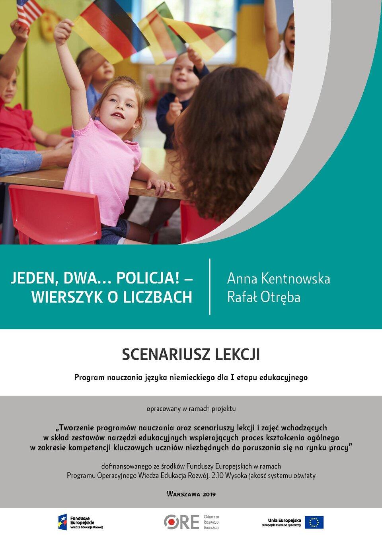 Pobierz plik: Jeden, dwa… Policja! – Wierszyk o liczbach.pdf