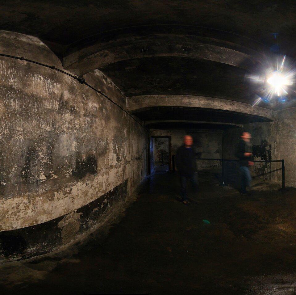 Wycieczka wirtualna niemieckiego obozu zagłady Auschwitz - Birkenau
