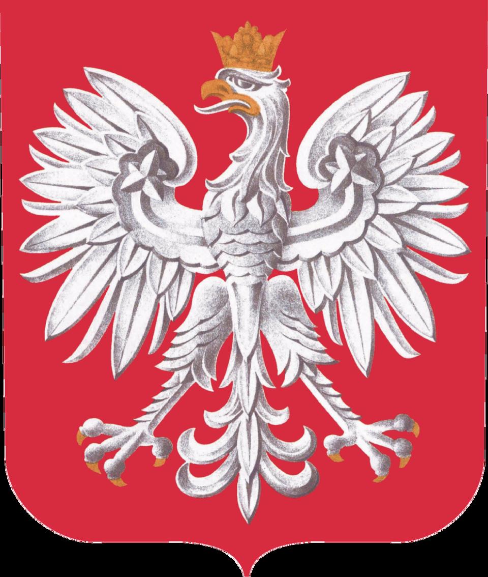 Godło Rzeczypospolitej Polskiej Godło Rzeczypospolitej Polskiej Źródło: domena publiczna.