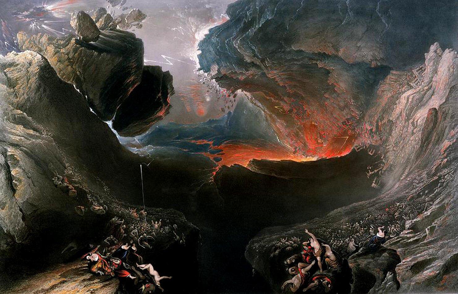 Koniec świata I Początek świata Apokalipsa św Jana