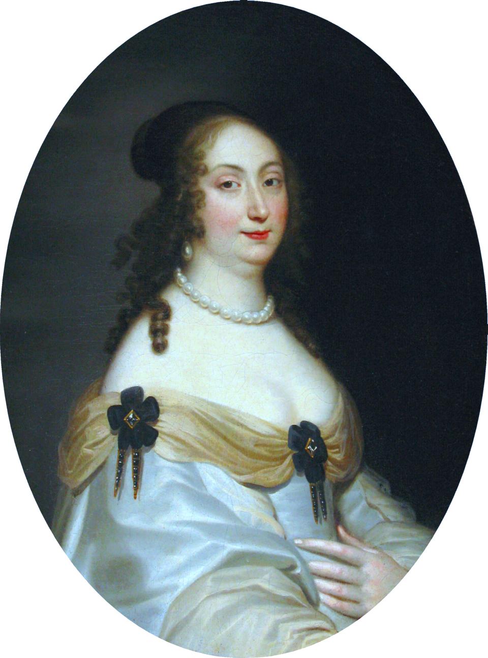 KrólowaLudwika Maria, żona Władysława IV Wazy