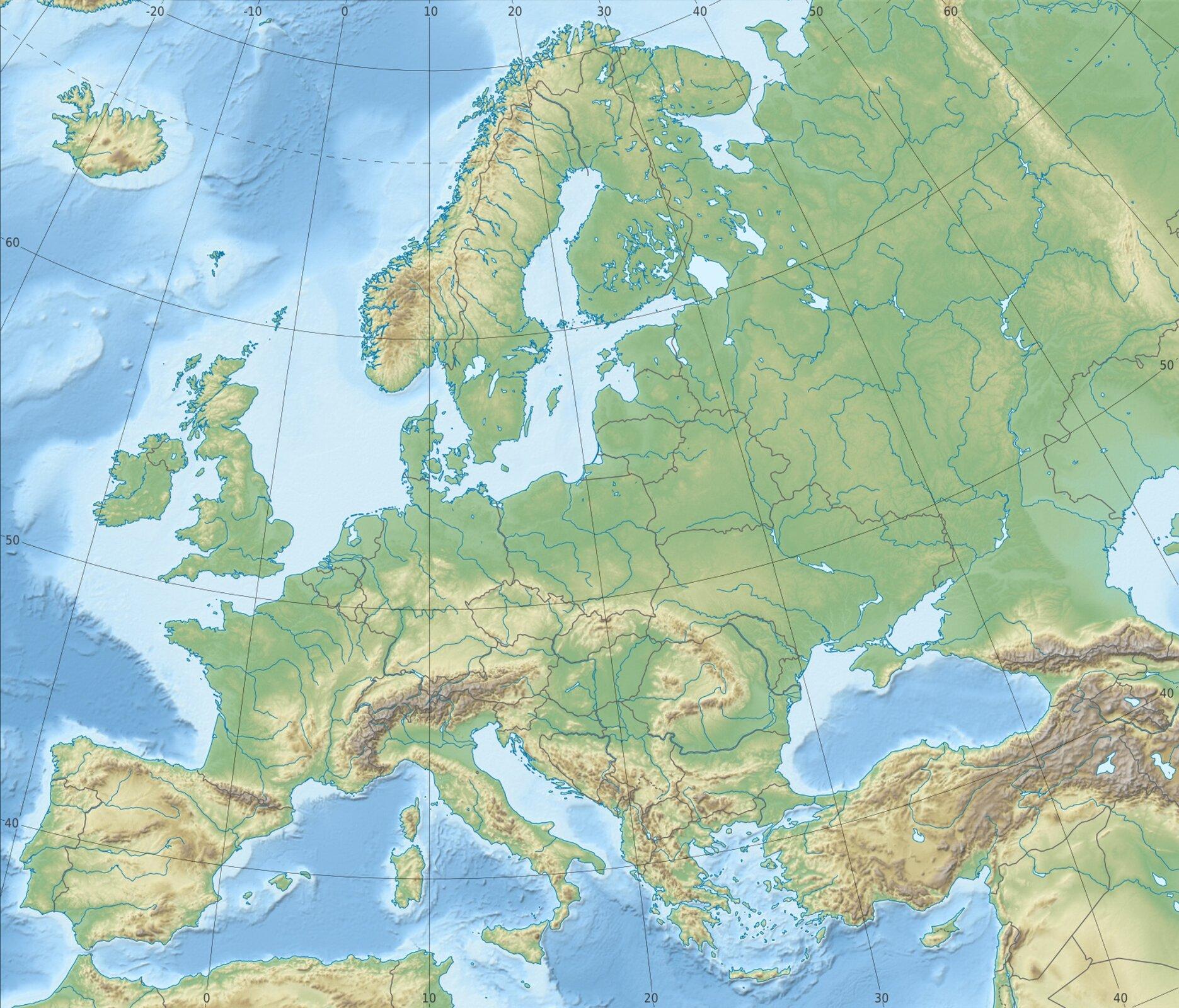 Europa Przyroda Czlowiek Gospodarka Podsumowanie