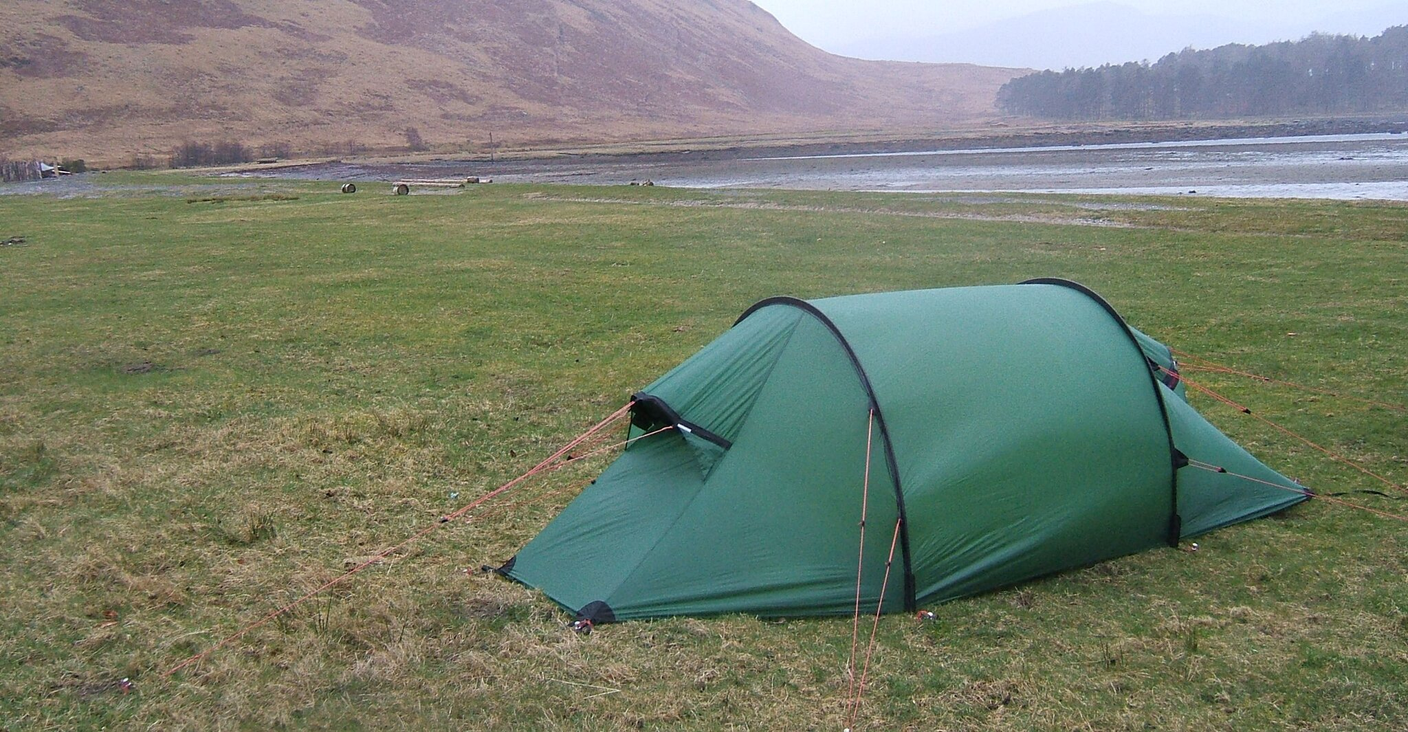 namiot Źródło: LHOON, licencja: CC BY-SA 2.5.