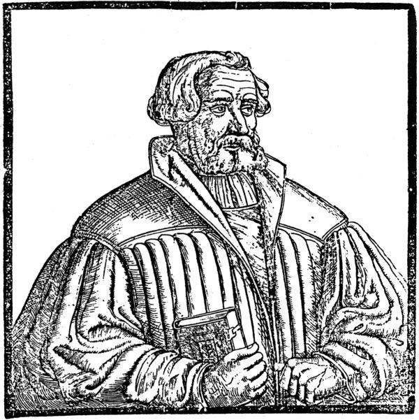 Andreas Rudolph Bodenstein zKarlstadt znany jako Andreas Karlstadt Andreas Rudolph Bodenstein zKarlstadt znany jako Andreas Karlstadt Źródło: 1541/42, domena publiczna.
