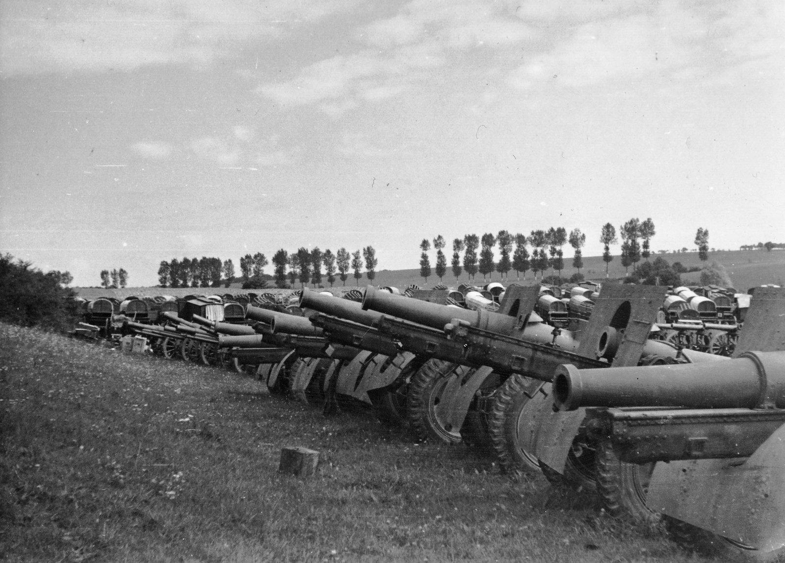 Uzbrojenie radzieckie Uzbrojenie radzieckie Źródło: domena publiczna.