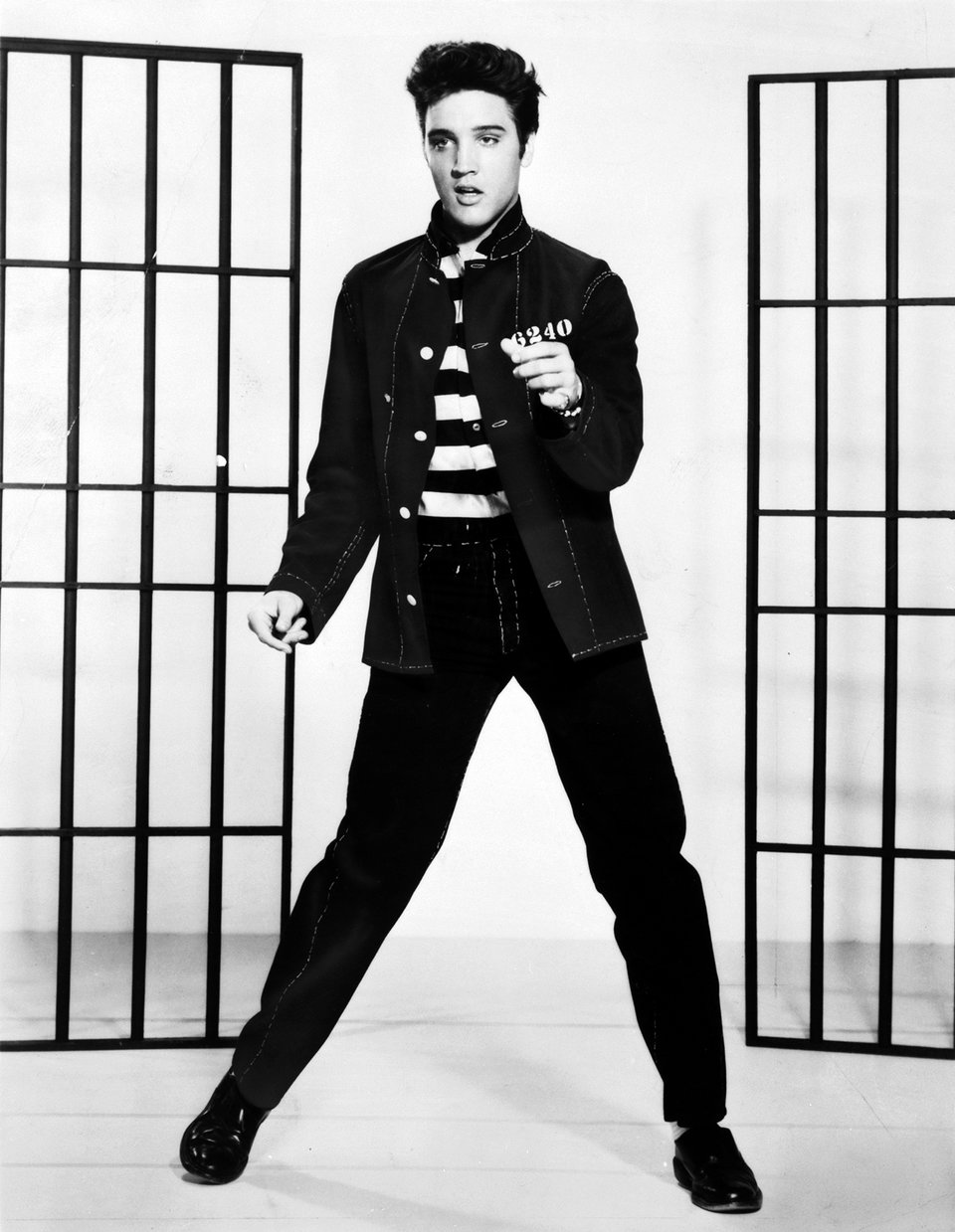 Elvis Presley Elvis Presley Źródło: domena publiczna.