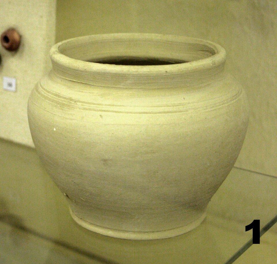 Słowiańska ceramika zterenu Rusi