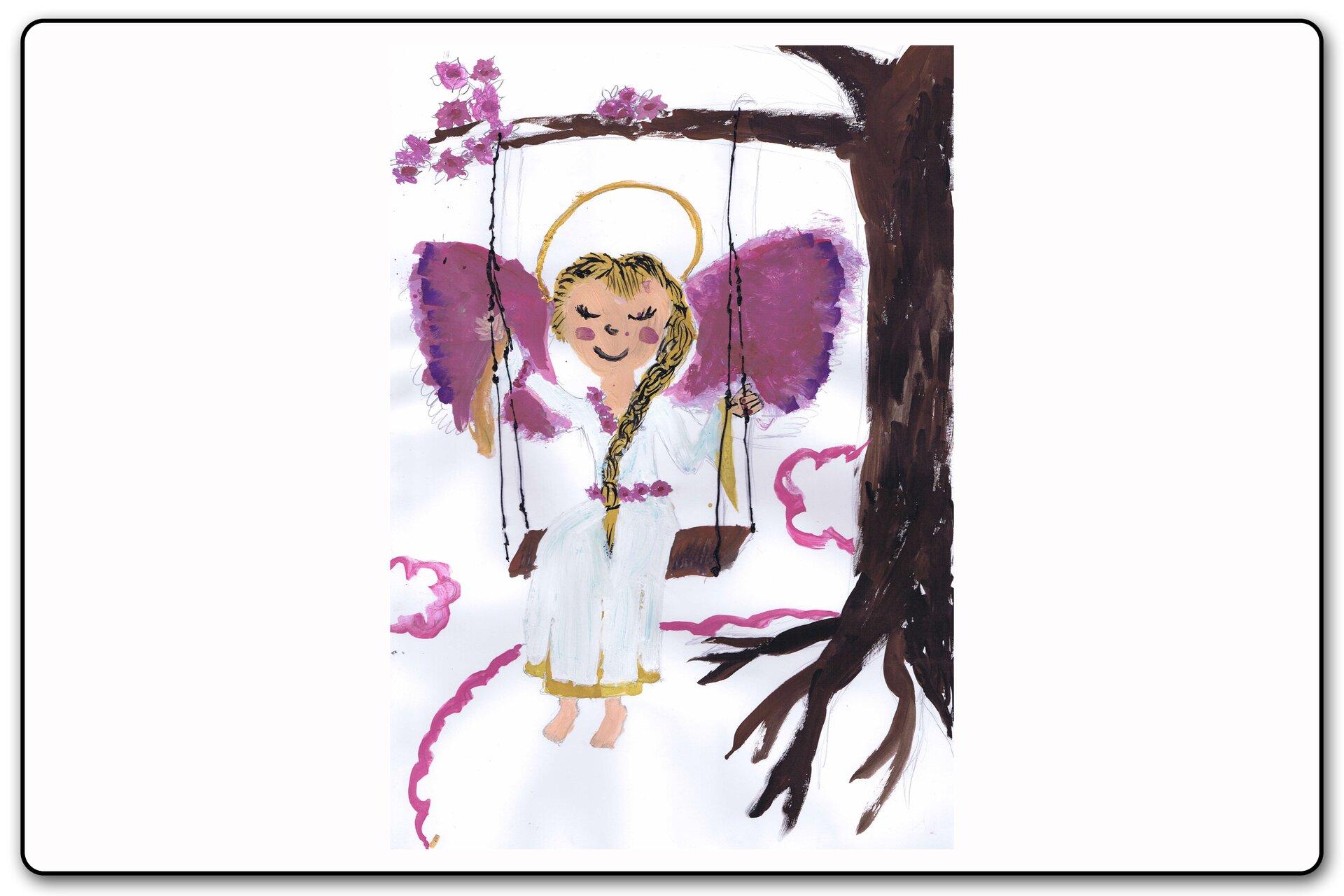 Ilustracja 5 galerii prac plastycznych uczniów