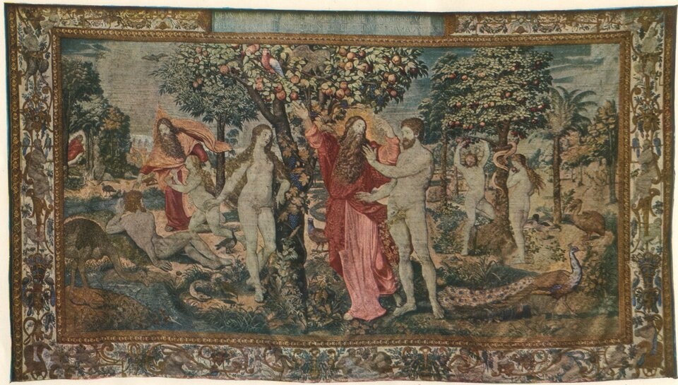 Szczęśliwość Rajska Źródło: Szczęśliwość Rajska, ok. 1550, domena publiczna.