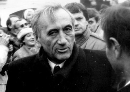 Tadeusz Mazowiecki w1989 roku
