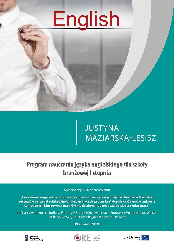 Pobierz plik: Program Maziarska-Lesisz SB I język angielski.pdf