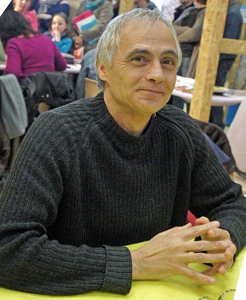 Michel Piquemal - zdjęcie do biogramu Źródło: Garitan, licencja: CC BY-SA 3.0.
