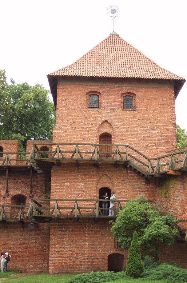 Wieża Kopernika we Fromborku
