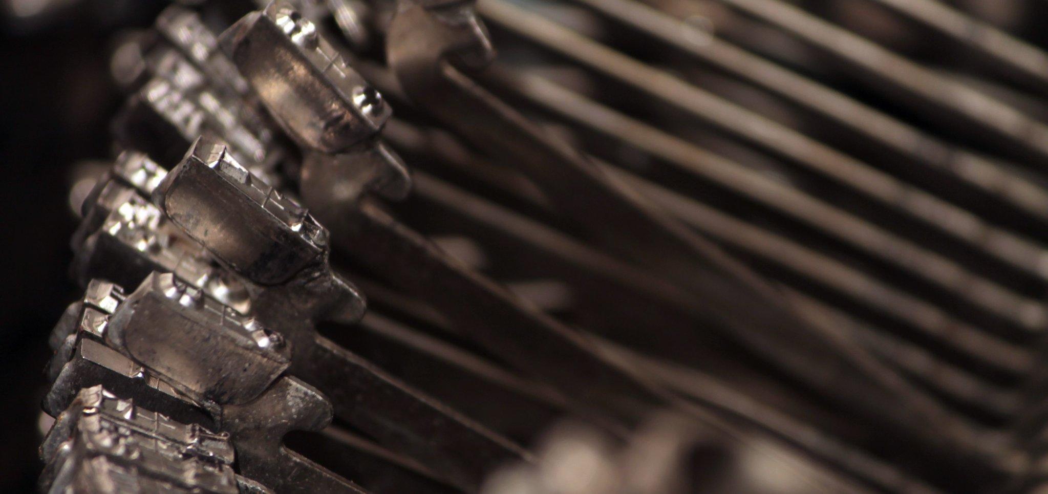 maszyna do pisania Źródło: licencja: CC 0.