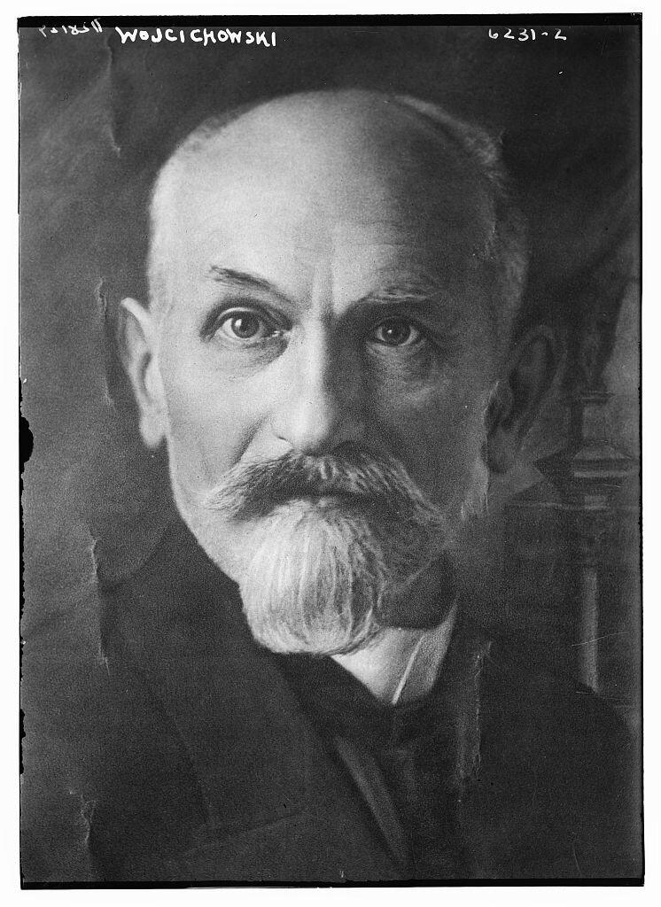 Stanisław Wojciechowski Źródło: Stanisław Wojciechowski, Biblioteka Kongresu Stanów Zjednoczonych, domena publiczna.