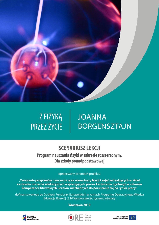 Pobierz plik: Scenariusz 1 Borgensztajn SPP Fizyka rozszerzony.pdf