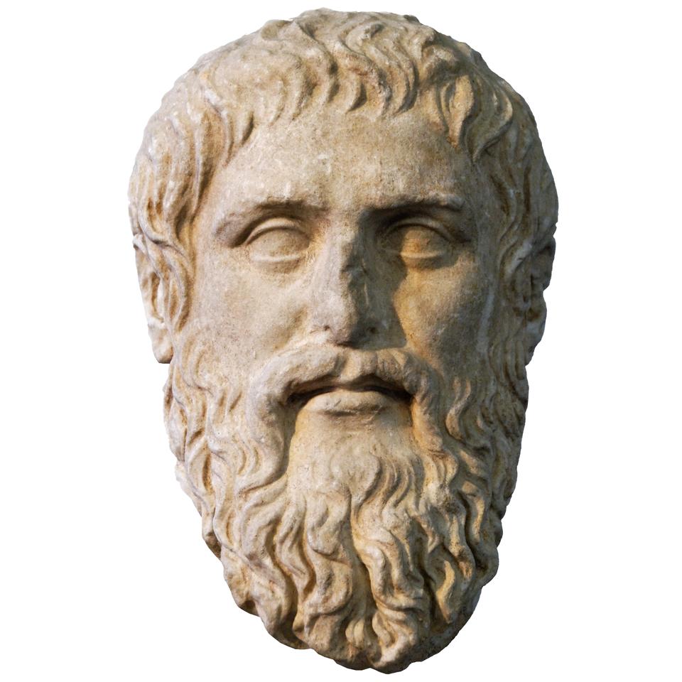 Platon – podobiznaprzechowywana wMuzeum Kapitolińskim wRzymie Platon – podobiznaprzechowywana wMuzeum Kapitolińskim wRzymie Źródło: Marie-Lan Nguyen, Wikimedia Commons, licencja: CC BY 2.5.