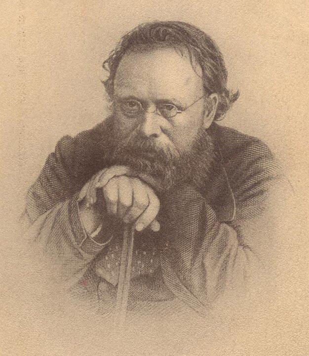 Piotr Proudhon Piotr Proudhon Źródło: domena publiczna, [online], dostępny winternecie: wikimedia.