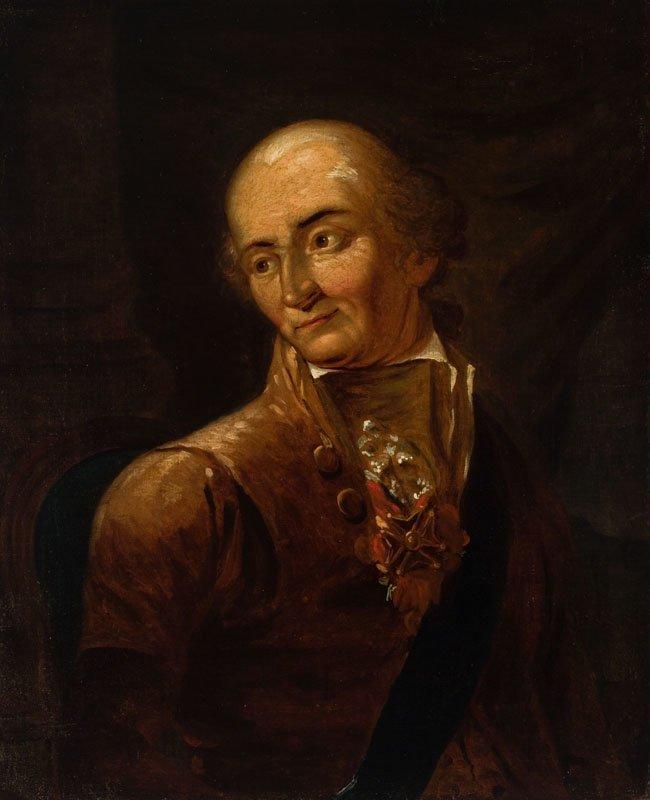 Antoni Tyzenhaus Źródło: Jan Rustem, Antoni Tyzenhaus, 1819, domena publiczna.