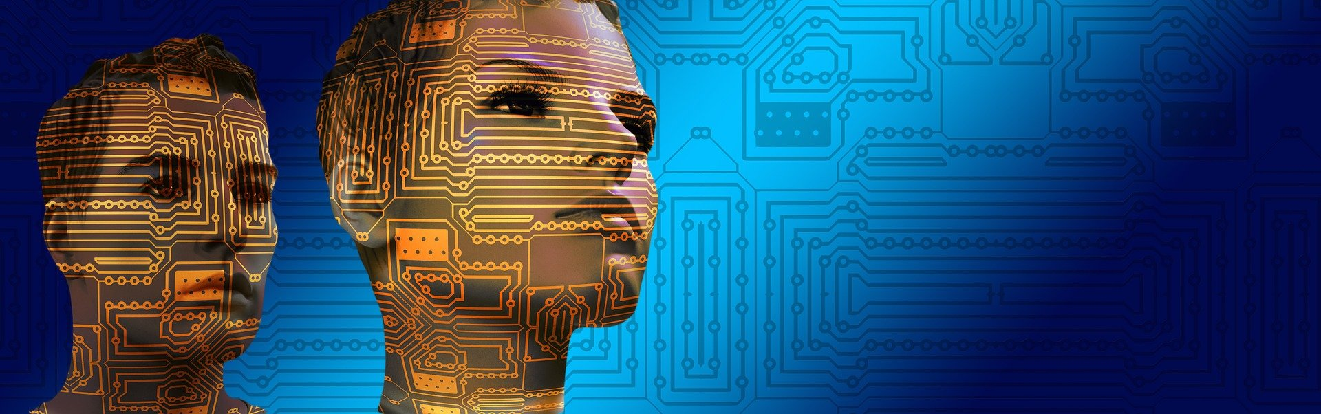Okładka - osztucznej inteligencji Źródło: pixabay, licencja: CC 0.