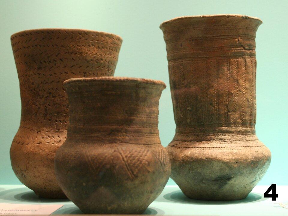 Kubki, kultura ceramiki sznurowej, 2800–2300 r. p.n.e.