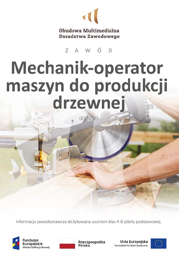 Pobierz plik: Mechanik-operator maszyn do produkcji drzewnej - klasy 4-8 18.09.2020.pdf