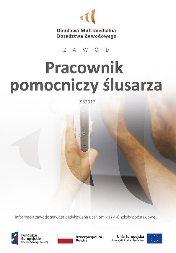 Pobierz plik: Pracownik pomocniczy ślusarza klasy 4-8 18.09.2020.pdf