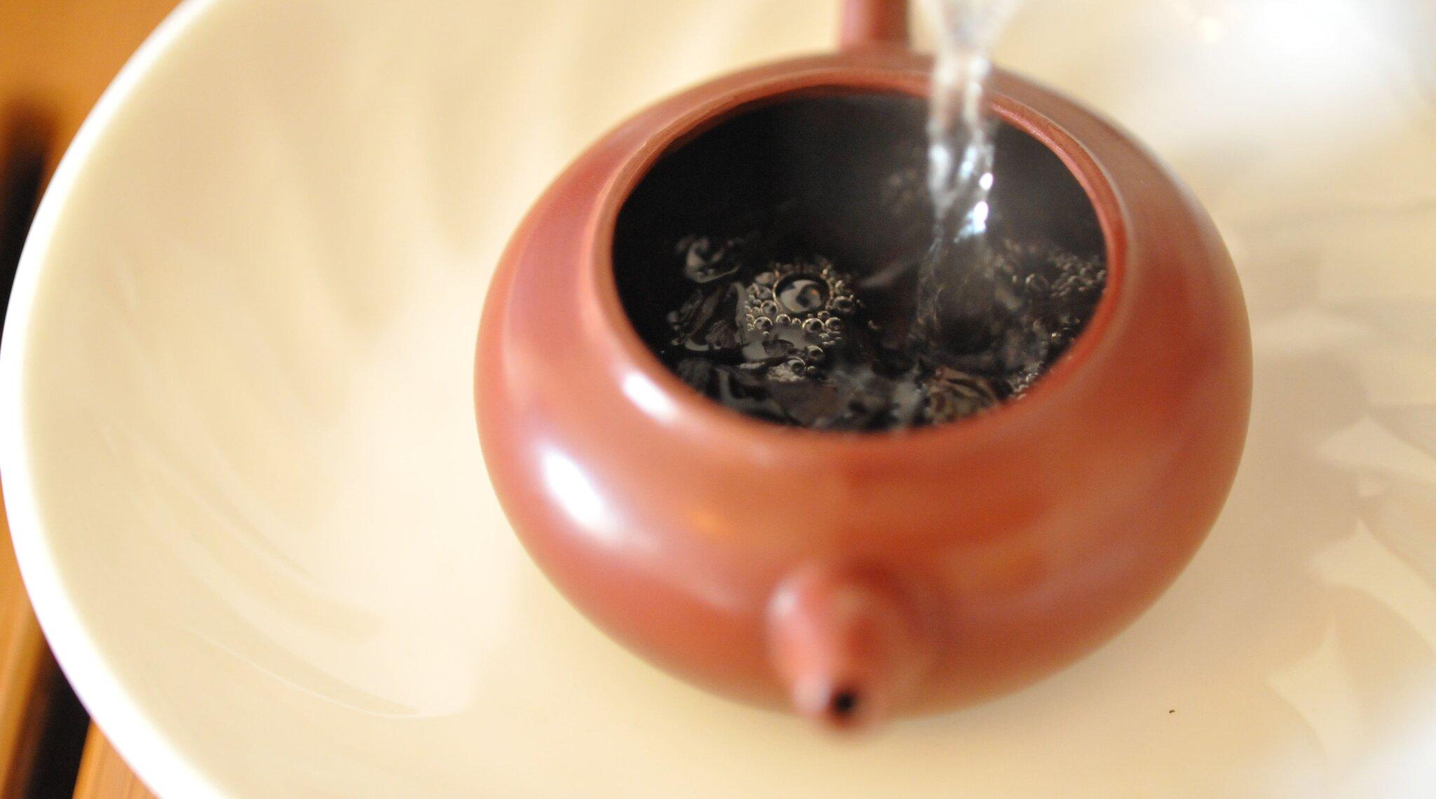 Chińska herbata Chińska herbata Źródło: licencja: CC 0.
