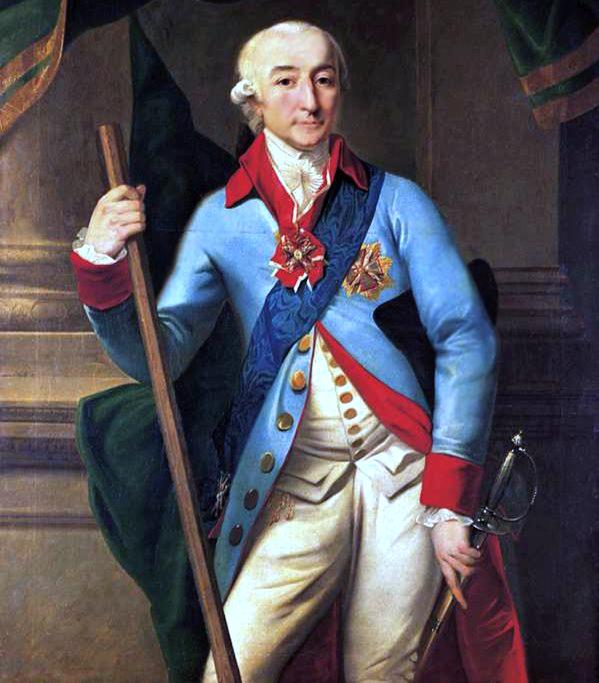 Marszałek Sejmu Wielkiego Stanisław Małachowski Źródło: Józef Peszka, Marszałek Sejmu Wielkiego Stanisław Małachowski, 1790, domena publiczna.