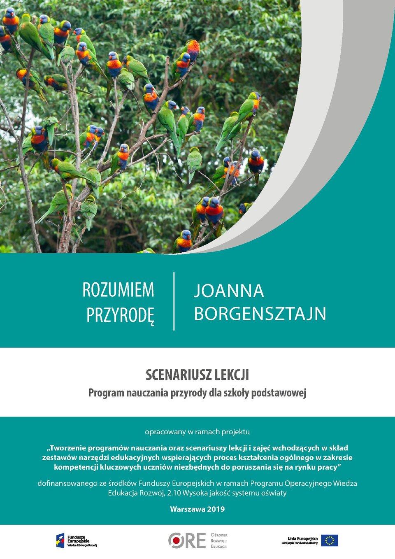 Pobierz plik: Scenariusz 2 Borgensztajn SP Przyroda.pdf