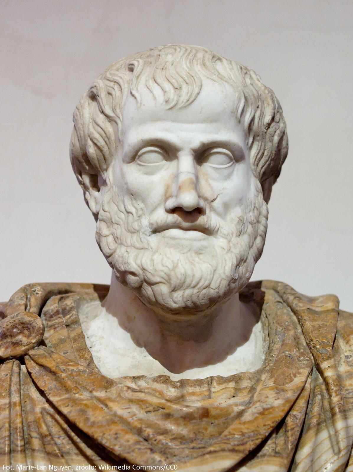 Arystoteles Źródło: licencja: CC 0.