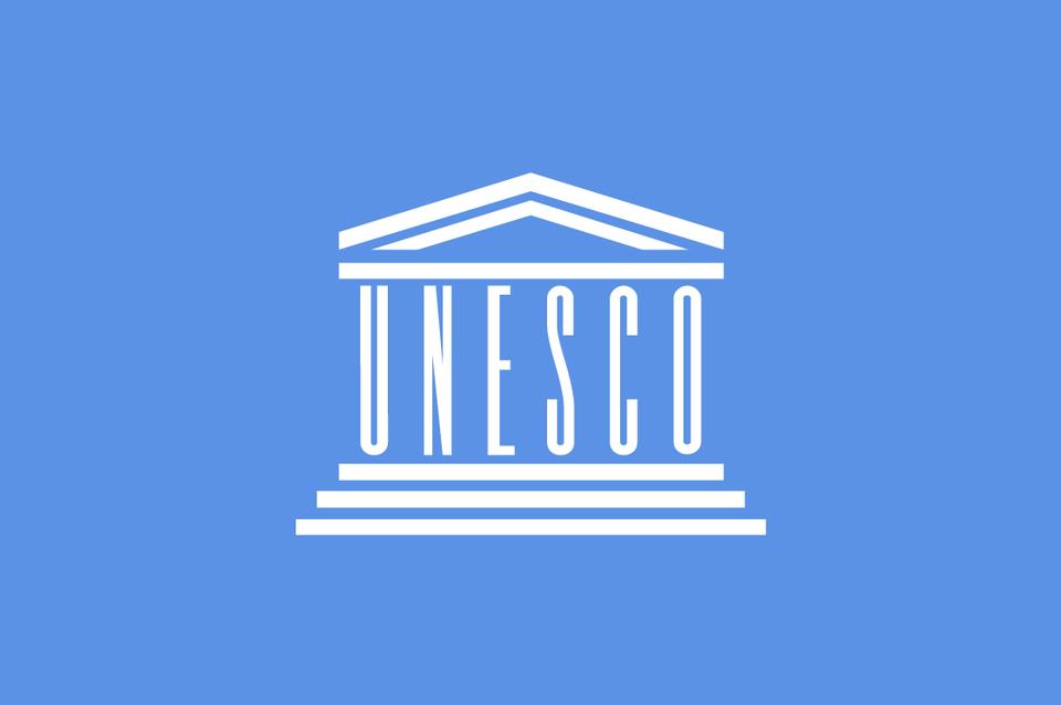 LogoOrganizacji Narodów Zjednoczonych do spraw Oświaty, Nauki iKultury