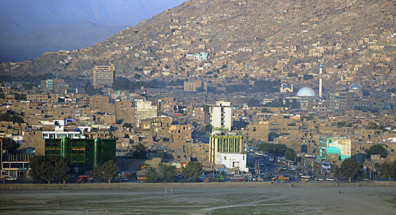 Kabul, Afganistan Kabul, Afganistan Źródło: Casimiri, fotografia barwna, licencja: CC BY-SA 3.0.