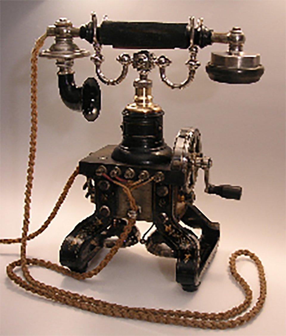 Slajd 2 galerii fotografii: Wynalazki wtelekomunikacji