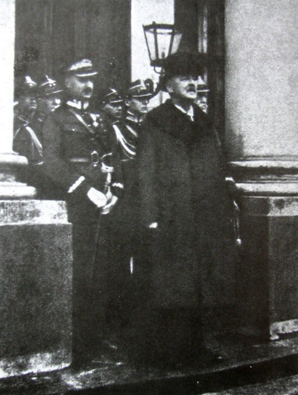 Prezydent Gabriel Narutowicz Prezydent Gabriel Narutowicz Źródło: domena publiczna.