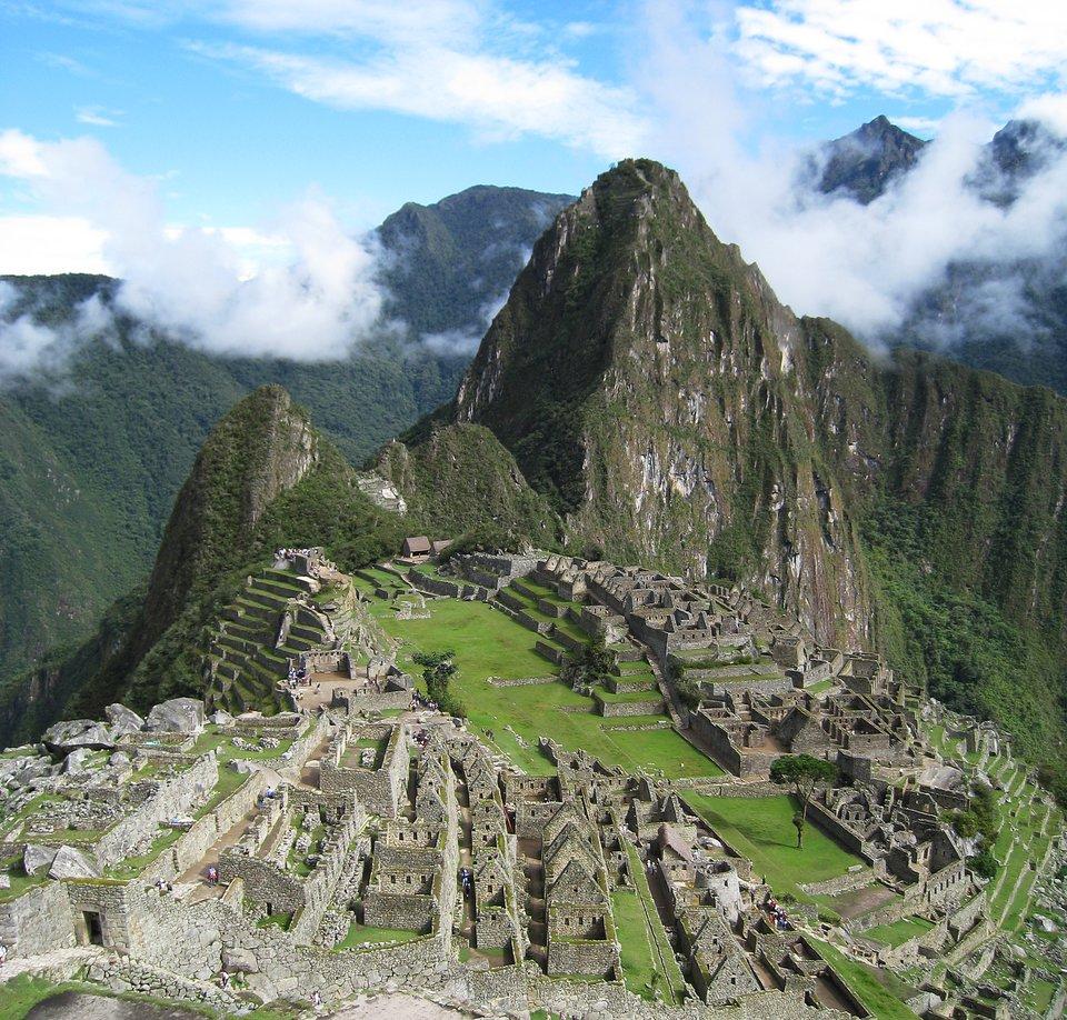 Machu Picchu – górska warownia-miasto Inków Machu Picchu – górska warownia-miasto Inków Źródło: icelight, Wikimedia Commons, licencja: CC BY 2.0.